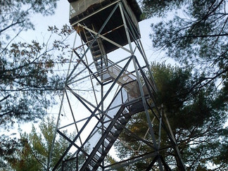 River Ramblers Hike to Orenaug Tower Outlook