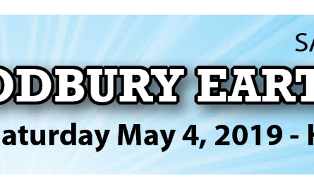 Date Set for Woodbury Earth Day 2019