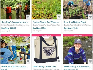 A Guided Trip Around Your Watershed and Auction