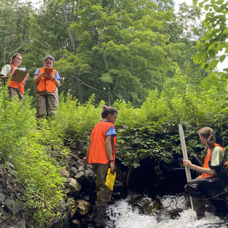 Meet the 2021 Youth Conservation Corps