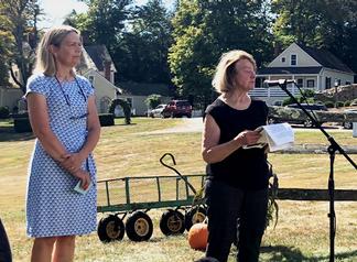 PRWC Presents Westerman the Dr. Taylor Environmental Stewardship Award