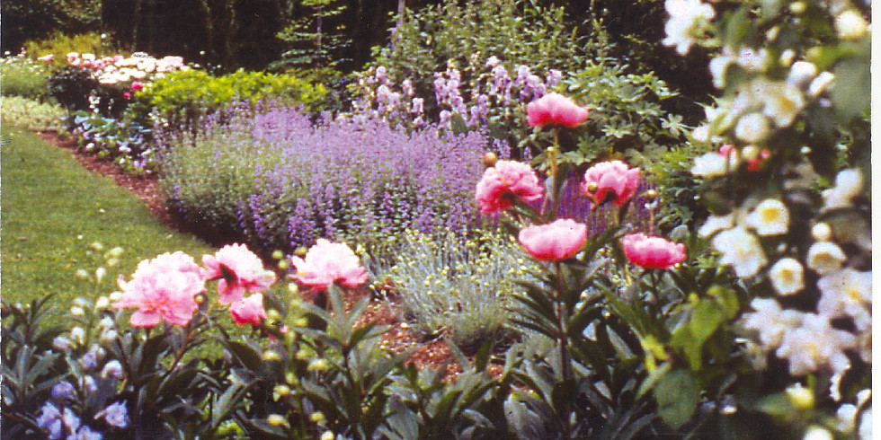 Gertrude Jekyll Garden Tour