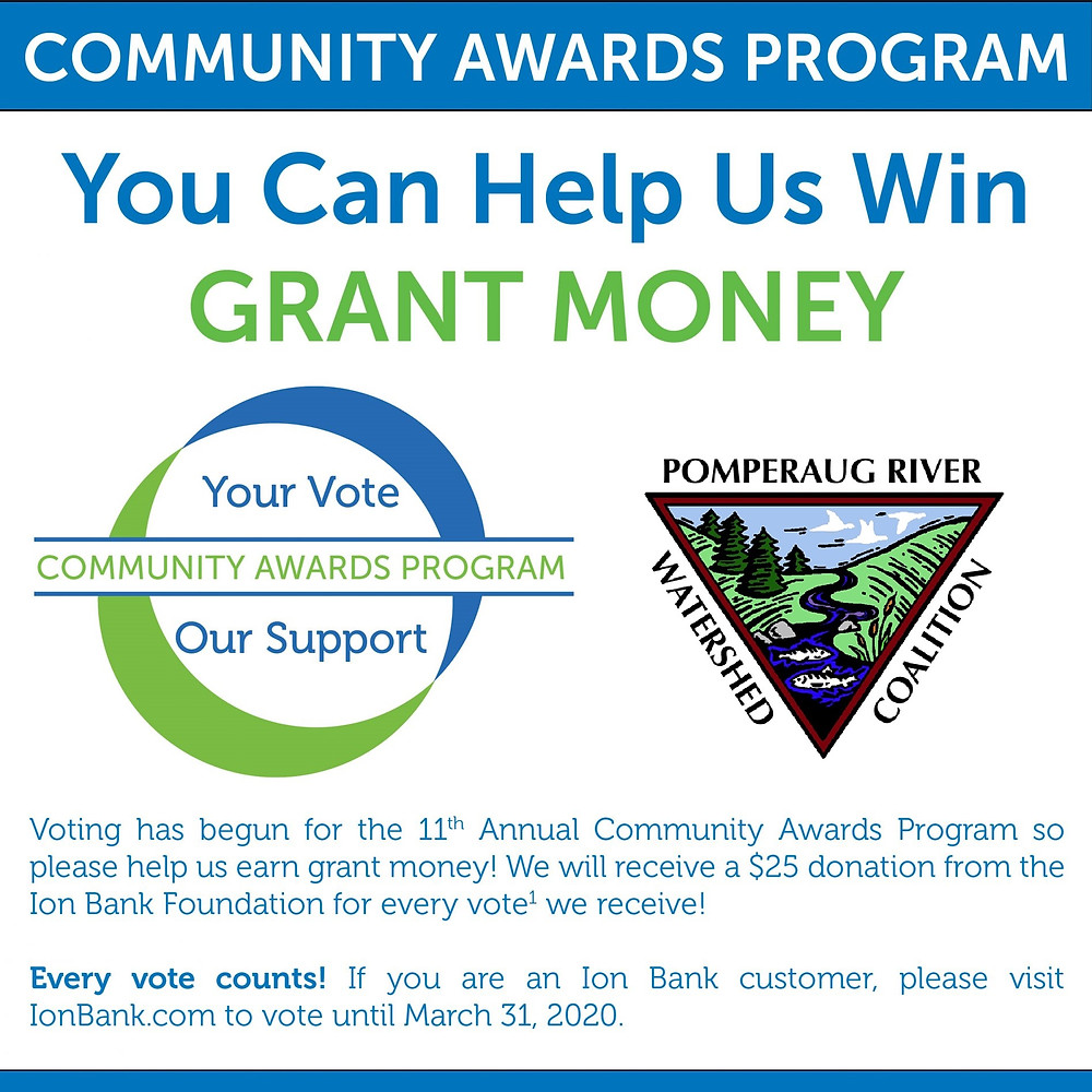 Ion Bank Community Awards