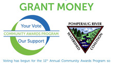 Community Awards Program Begins February 1: Click, Vote, PRWC Wins