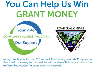 Community Awards Program: Click, Vote, PRWC Wins