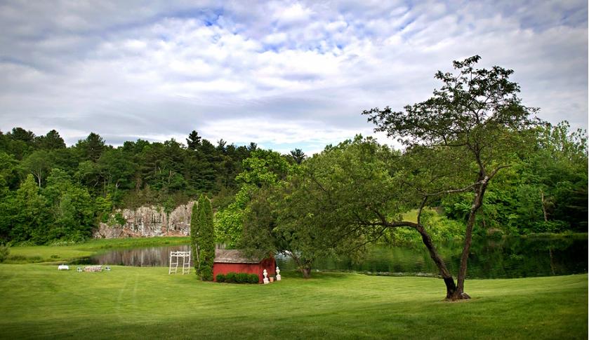 Woodbury Barns & Farm