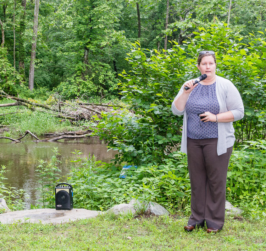 pomperaug river protection announcement