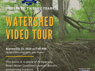 Save the Date! Virtual Watershed Tour