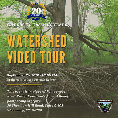 Save the date - Watershed Video Tour Fin