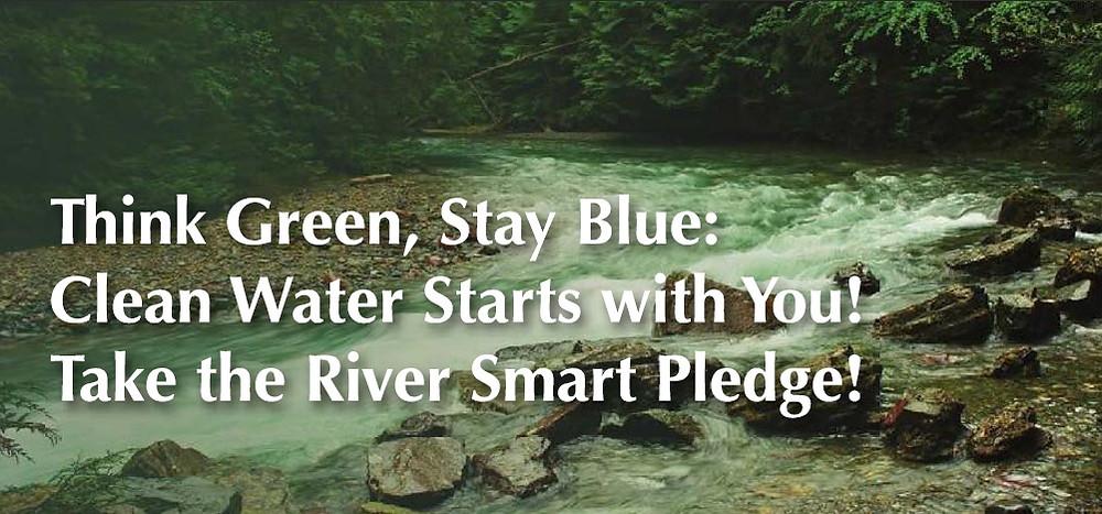 River Smart Pledge Participants 2014