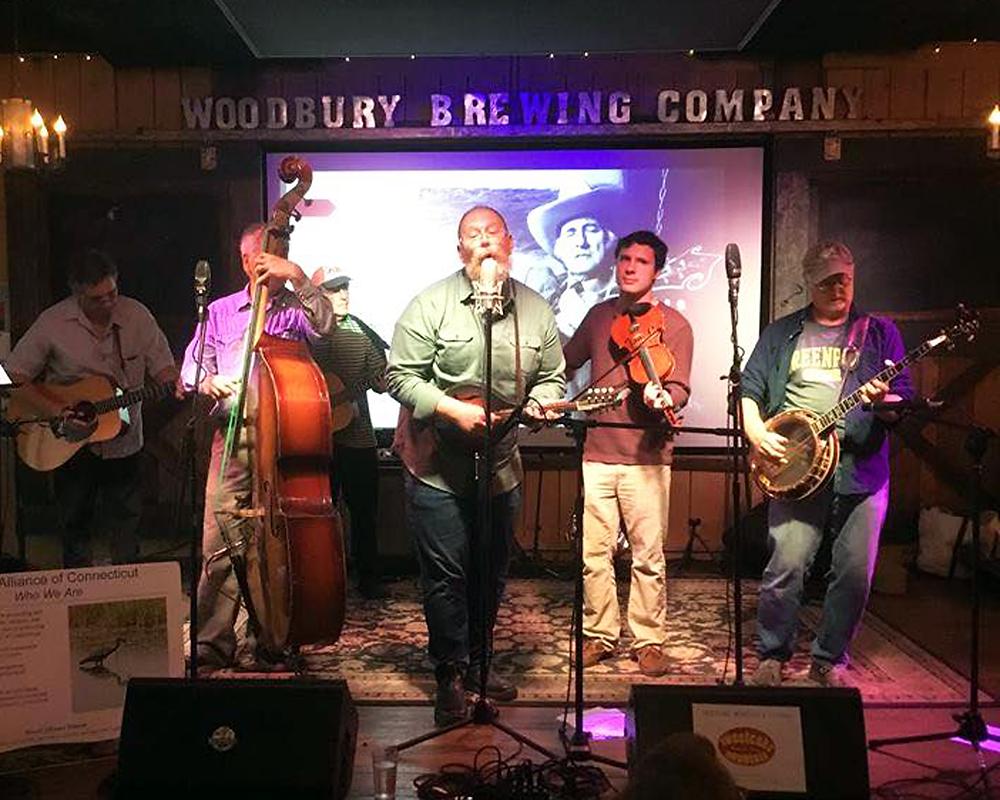 Bluegrass Sundays at Woodbury Brewing Company