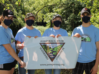 Meet This Year's Dr. Marc Taylor Interns and Youth Conservation Corps!
