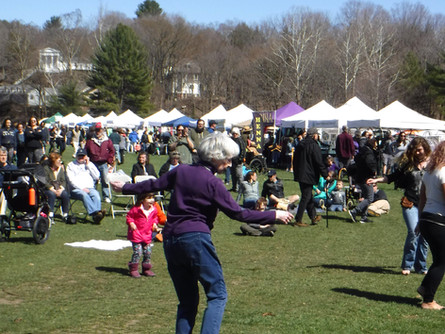 Woodbury Celebrates Earth Day in the Biggest Way