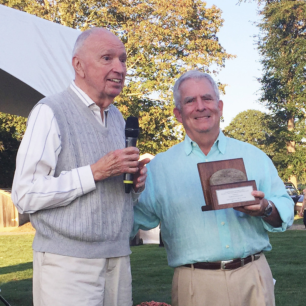 Frederick Leavenworth Honored