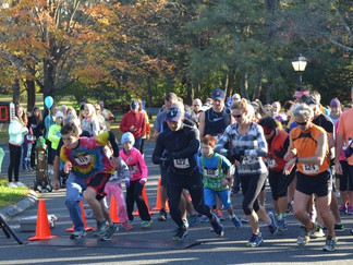 5K Run for the River Honors Dr. Marc Taylor