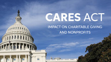 CARES Act Provides Charitable Giving Incentives