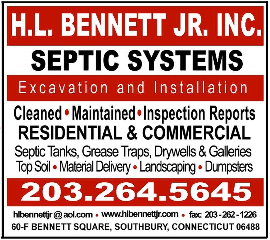 HL Bennett, Jr. Septic Systems