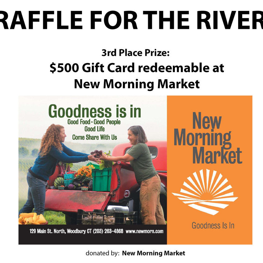 $500 New Morning Gift Card