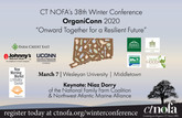 OrganiConn 2020  at Wesleyan University on March 7