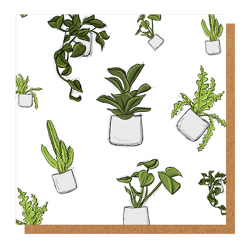Plants Card