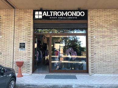 ALTROMONDO LARINO ABBIGLIAMENTO