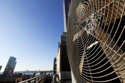 External Condenser Fan