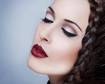 макияж, стрелки