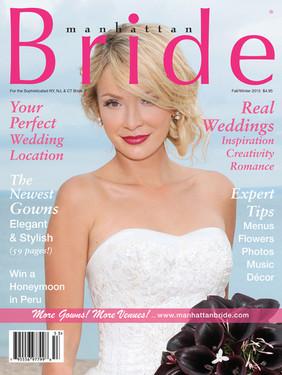 Magazine Cover & Spread