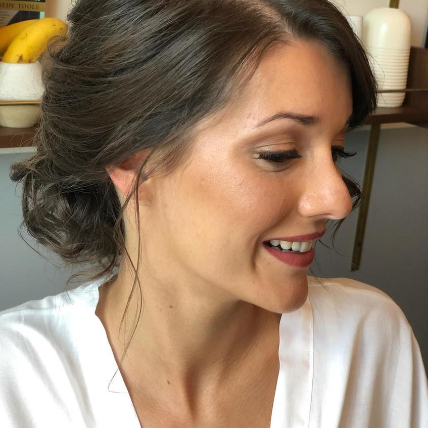Katya Wedding Makeup