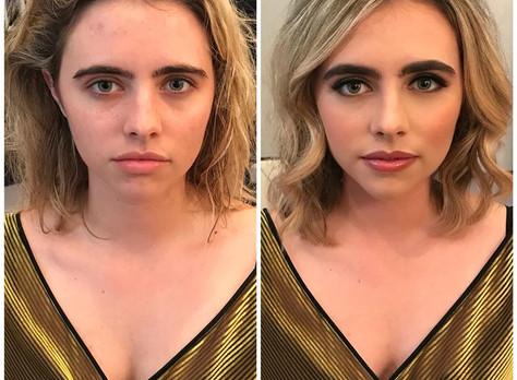 Makeup Looks from 2018 CFDA Awards