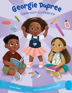 Georgie Dupree Classroom Confidence Book