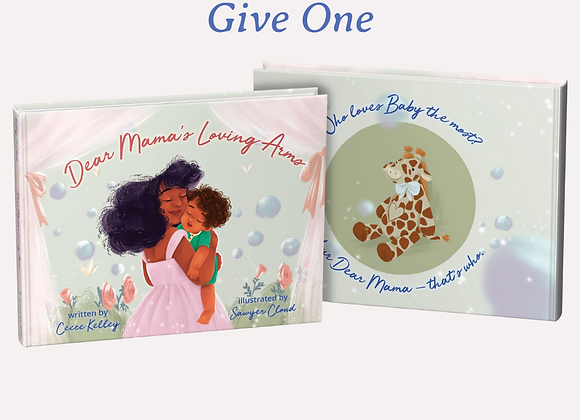 Give One - Hardcover Book
