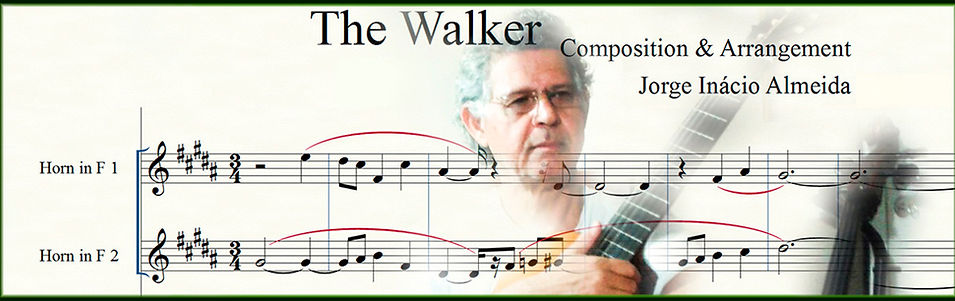Jorge Inacio musico compositor e arranjador