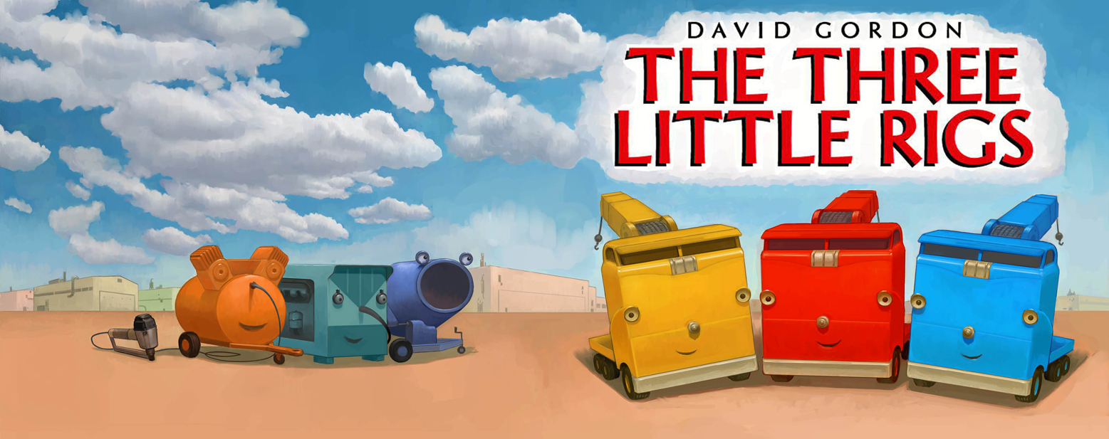 Cover of The Three Little Rigs