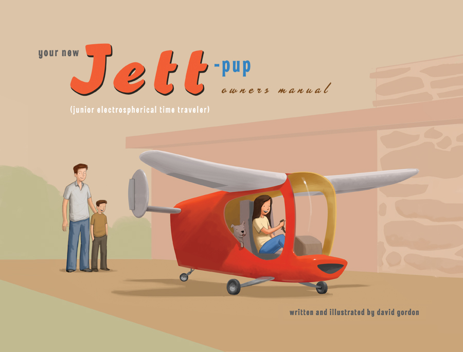 Your New Jett-Pup's Owner Manual