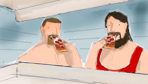 Saatchi/Pizza Hut