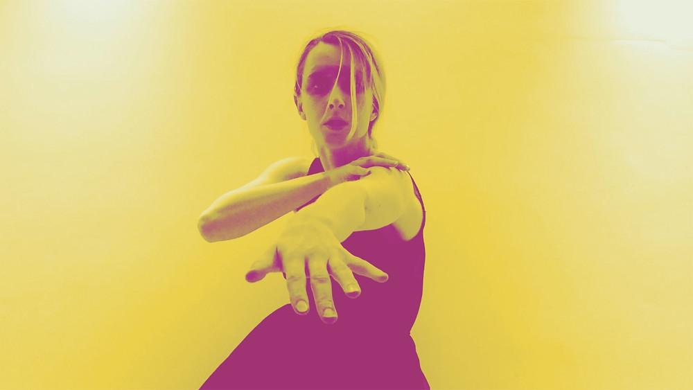 Dancer Nicky Burke