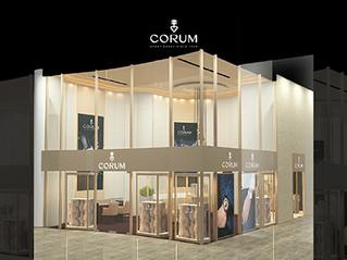 CORUM launce first dedicated store in Jakarta