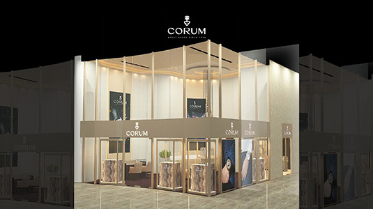 CORUM launces first dedicated store in Jakarta