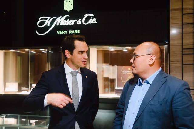INDEPENDENT Soft Launching H. Moser & Cie