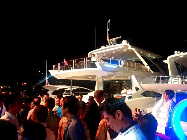 Hautlence x Azimut Yacht