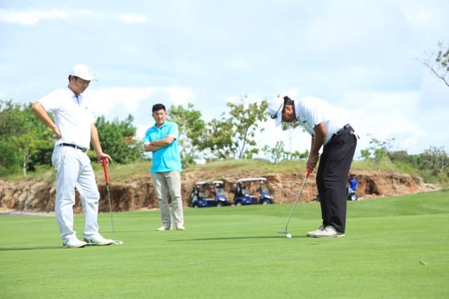 PT EBI Watch x Bukit Pandawa Golf