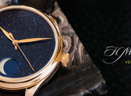 H. Moser & Cie. - The Moon and Stars