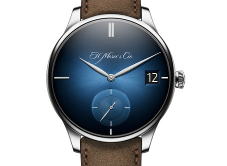H. Moser & Cie.: Venturer Big Date Purity