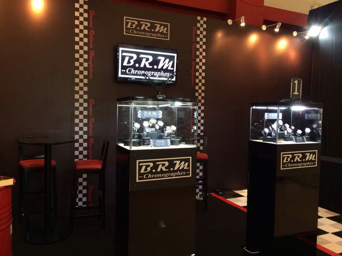 BRM Participation in Indonesia International Motor Show 2017