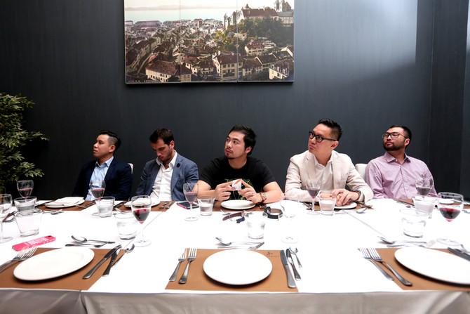 Hautlence Private Dinner