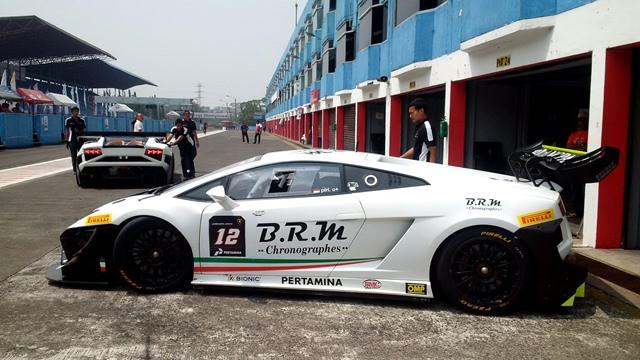 BRM x ISSOM 5th Series
