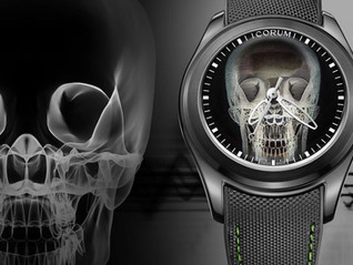 CORUM CELEBRATES 21 YEARS OF THE ICONIC BUBBLE WITH BUBBLE X-RAY