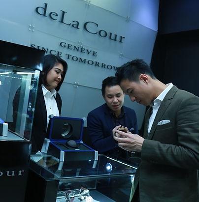 retailer jam tangan mahal