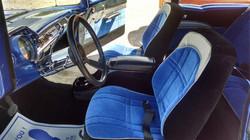 custom inter Front Seat